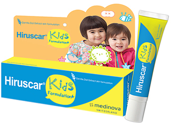 Kids Scar Cream Products For Acne Childhood Scars Hiruscar