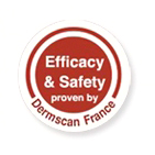 Dermscan France badge